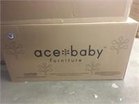 Ace Baby Furniture Mobile Adjustable Desk, Rabbit