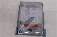 "Western Digital Red 4 TB 3.5"" SATA 6GB/s NAS Hard"