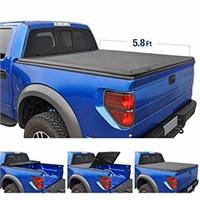 Tyger Auto T3 Tri-Fold Truck Bed Tonneau Cover