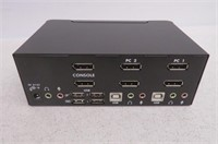 StarTech SV231DPDDUA 2-Port Dual DisplayPort USB