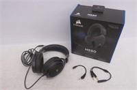 Corsair Hs50 Stereo Gaming Headset,Blue
