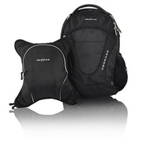 Obersee Oslo Diaper Backpack with Detachable Bottr