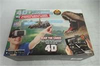 Utopia 360 4D Dinosaur Experience AR/VR