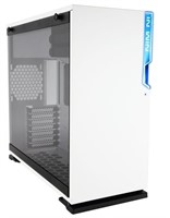In Win 101 White ATX Mid Tower Gaming Computer
