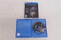 Hellblade Senua's Sacrifice PlayStation 4