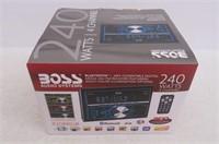 BOSS 820BRGB Bluetooth, Double Din, MP3/USB/SD