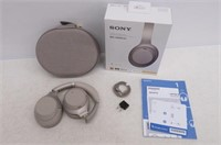"""As Is"" Sony WH1000XM3/S Wireless Industry Leading"