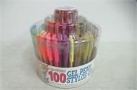 GelWriter 100 Gel Pens