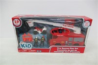 Kid Connection Fire Rescue Play Set