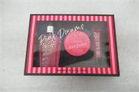Pink Dreams 3 Piece Luxury Collection Gift Set