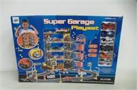 Lollipop Toys Super Garage Playset