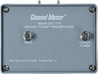 Channel Master CM 7778 TITAN 2 VHF/UHF TV Antenna