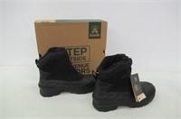 Kamik Men's 12 Champlain2 Snow Boots, Black