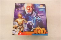 Star Wars Panorama Puzzle 3 Puzzles Make 1