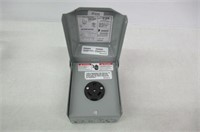Siemens P3S GP3S 30 Amp Enclosed Outdoor Rated