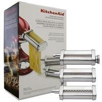 Kitchenaid KSMPRA 3-Piece Pasta Roller & Cutter