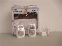 VTech DM223 Safe and Sound DECT6.0 Audio Baby