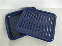 """""""As Is"""" HIC Broiler Rack, 12-Inches x 7.5-Inches"""