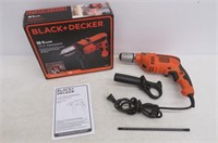"""Used"" BLACK + DECKER DR670 6.0A 1/2"" Hammer Drill"