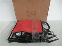 PDG Heavey Duty Foldable Wagon Red