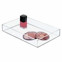 InterDesign Clarity Cosmetic Drawer Organizer for