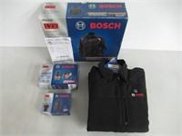 Bosch 12V Max Heated Jacket - Size Large