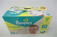 Pampers swadlers 140 Diapers