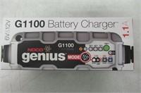 Noco Genius G1100 Battery Charger 6V & 12V