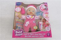 VTech Baby Amaze Learn to Talk & Read Doll