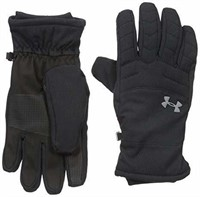 Under Armour Men's XL Reactor Quilted Gloves,