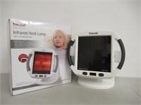 Beurer Infrared Red Light Heat Lamp for