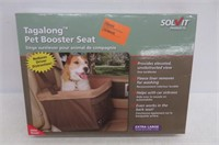 Solvit Tagalong Pet Booster Seat, Standard,