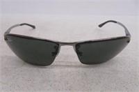 Ray-Ban Men's Rb3183 Rectangular Sunglasses,
