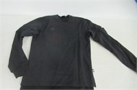 adidas Men's Small Tango Sweat Long Sleeve Jersey,