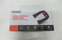 """As Is"" Belmint Dual-Motion Massager Shiatsu"