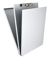 Saunders Recycled Aluminum A-Holder Form Holder,