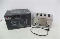 All-Clad 4-Slice Toaster Stainless Steel CMMF