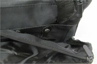 """""""As Is"""" Small Gym Bag - Black"""