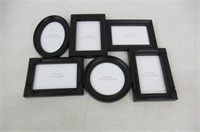 MCS 6 Openings Multi-Shaped Collage Frame with