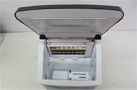 """As Is"" Luma Comfort  IM200SS S.S. Clear Ice Maker"