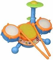 VTech KidiBeats Drum Set (Frustration Free