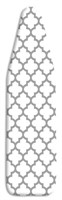 Whitmor Ironing Board Cover & Pad, Medallion Gray