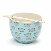 Our Name is Mud 6000288 Onim Pusheen Bowl Rice,