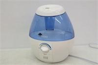 Mini FilterFree CoolMist Humidifier; See the Mist,