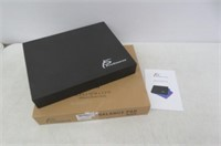 ProSource ps-1036-bp-r-black Exercise Balance Pad