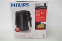 Philips Digital Airfryer Viva Healthy Fry, Cook,