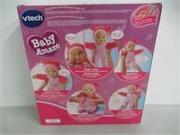 """As Is"" VTech Baby Amaze Peek&Learn Doll(French)"