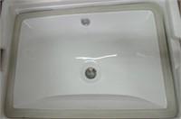 Nantucket Sinks UM-16x11-W 16-Inch by 11-Inch