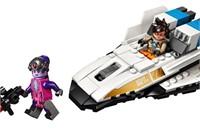 LEGO Blizzard Overwatch Tracer vs. Widowmaker Set