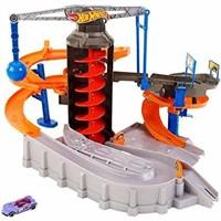 Hot Wheels Construction Zone Chaos Play Set